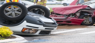 What to do after a car crash - The 5 Steps you should take after you have been involved in a car accident.